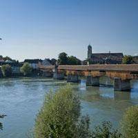 Pro Bad Säckingen Holzbrücke