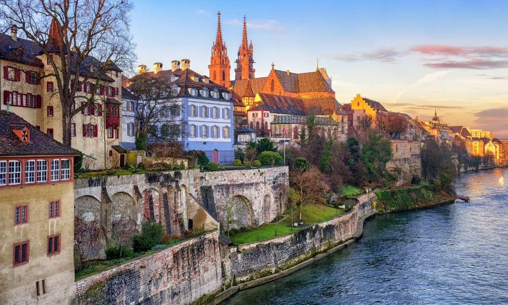 Basel Ausflug